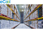 Air Cooler Multipurpose Cold Storage , Milk Cold Storage With Electricity Sliding Insulated Door