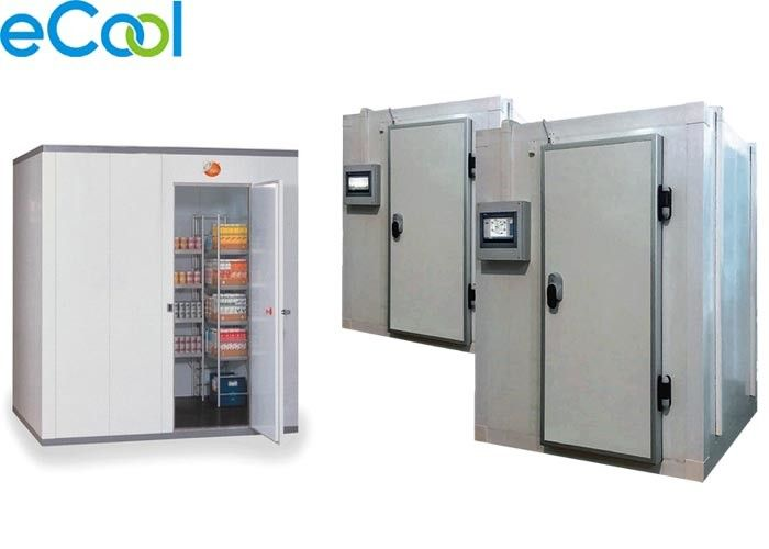 Fabricated Compact Small Cold Storage Warehouse EMN6 With Cooling System